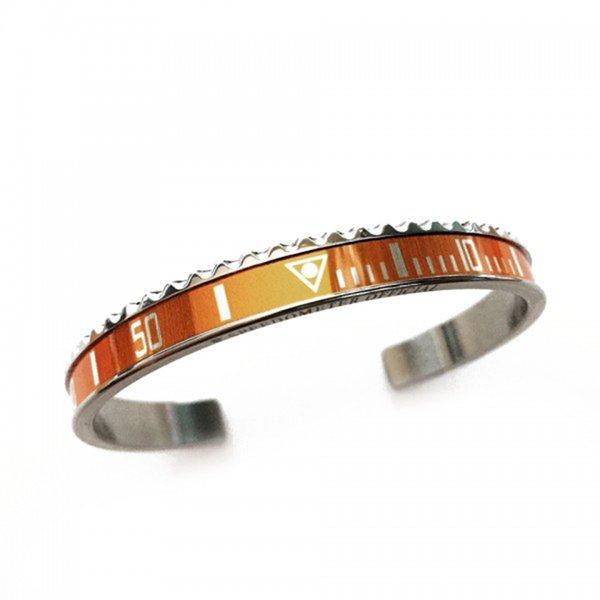 Stahl-orange