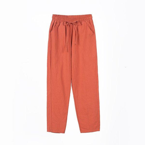 Orangeredpant