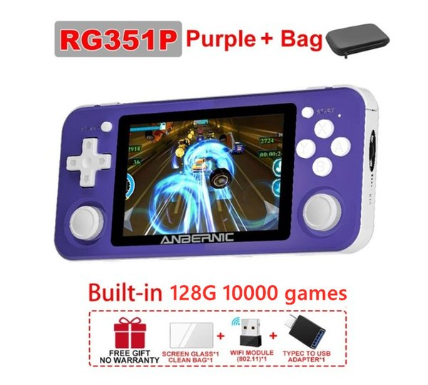 Purple 128G