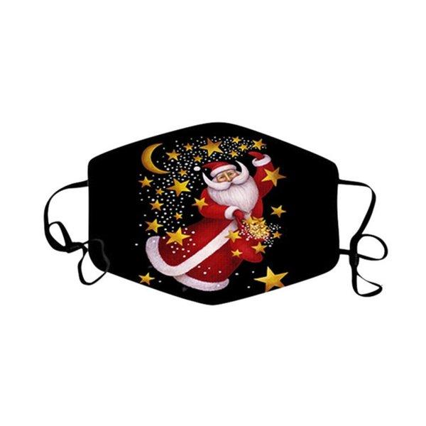 Weihnachtsmaske 06.