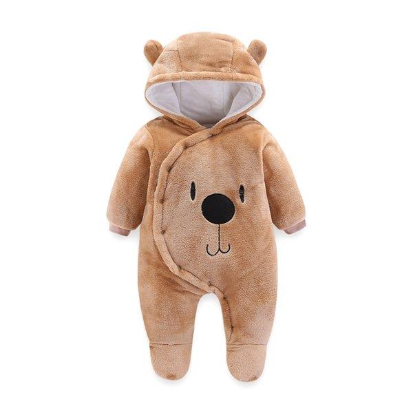 Bear-brown