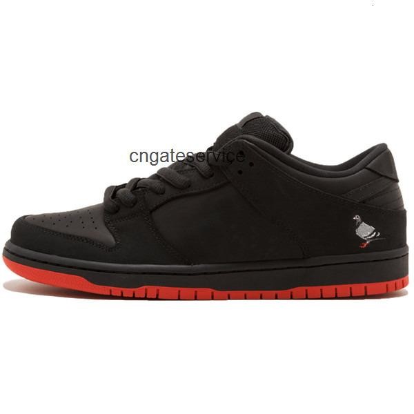 A14 36-45 Black Red