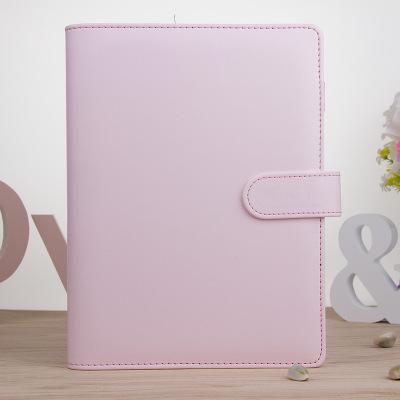 A6 rosa sin papel