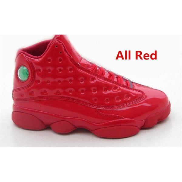 tüm kırmızı