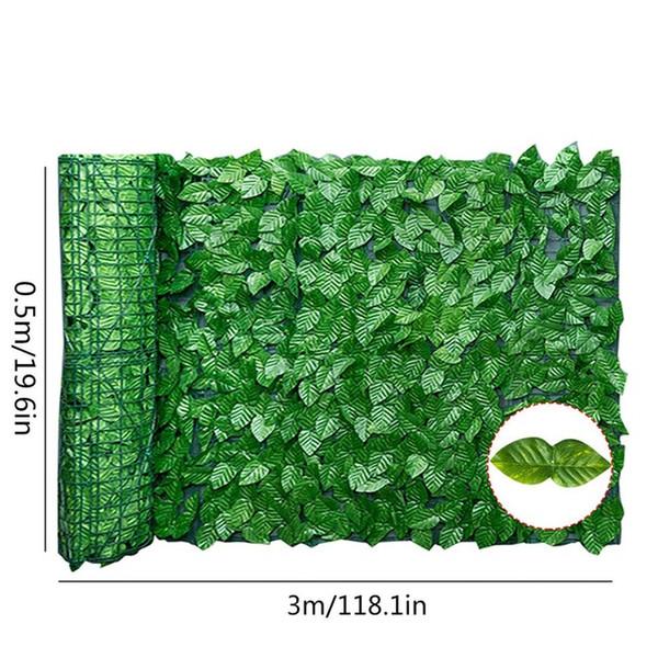 hoja verde 0.5x3m