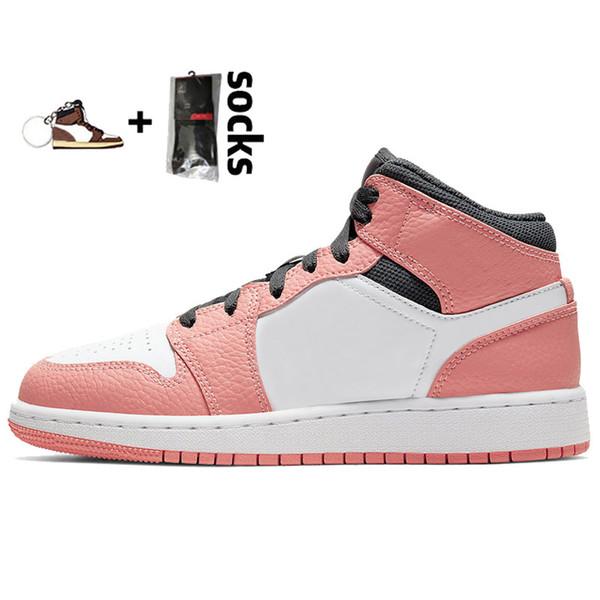 A21 Mid GS Pink Quartz 36-40