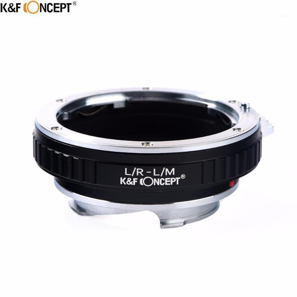 best selling K&F CONCEPT Camera Lens Mount Adapter Ring High Quality fit for Leica R Mount to for Leica M Lens Camera Body L R-L M1