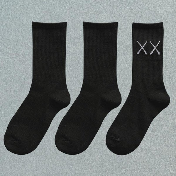 2 Paar schwarz + schwarze Gabel