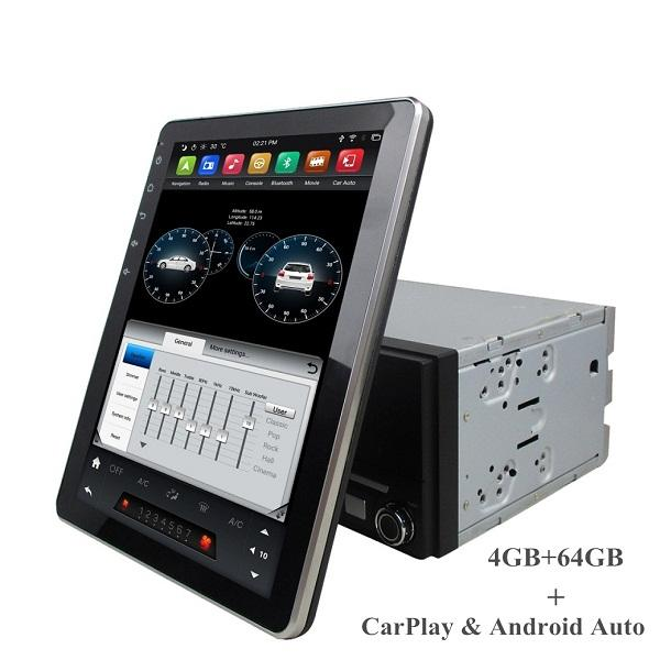 64gb with CarPlay & Android Auto