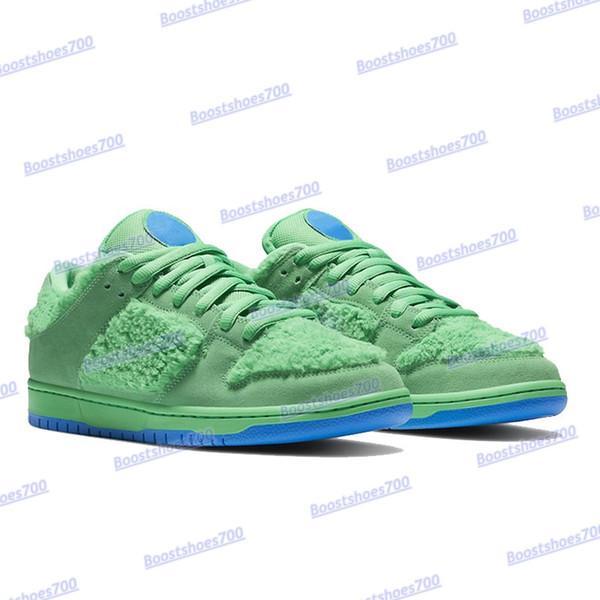 06. Oso verde