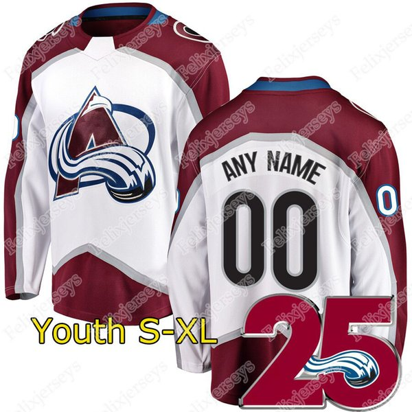 Away Jersey Youth S-XL