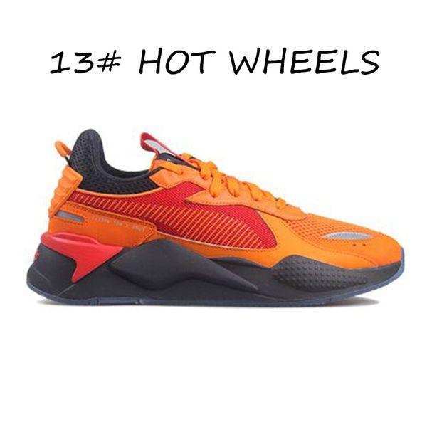 13 # sıcak tekerlekler