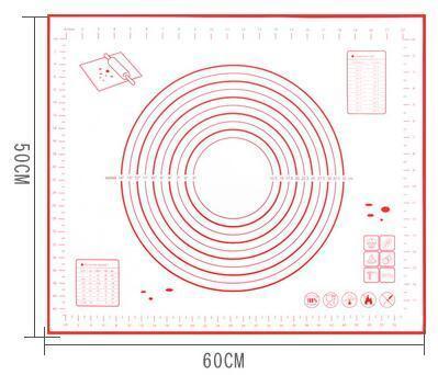 60x50cm (rojo)
