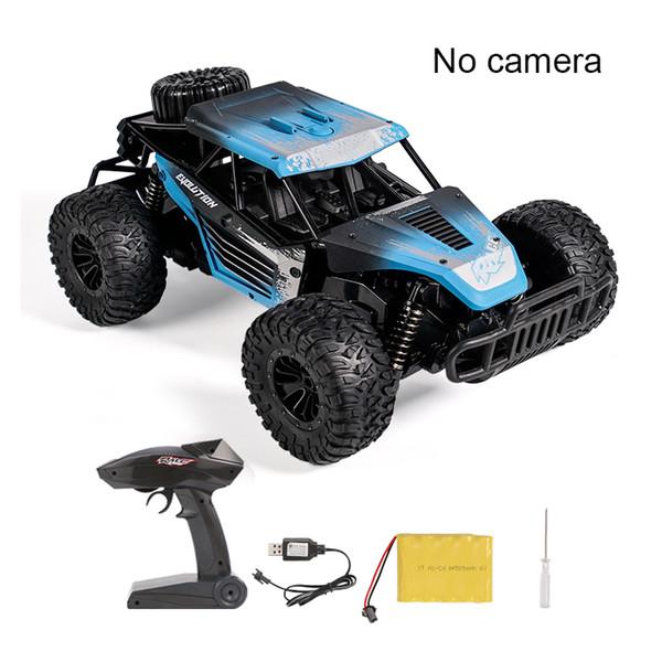 Keine Kamera blau
