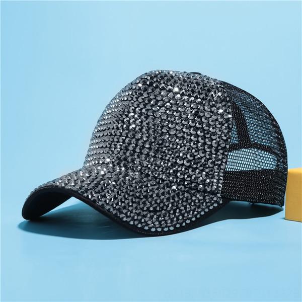Black + Gun Black Diamond Net Cap