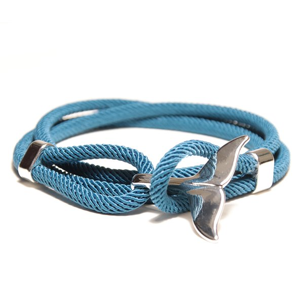 Серебристый синий