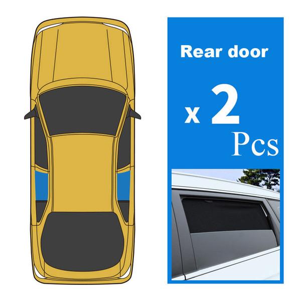 2 arka kapılar