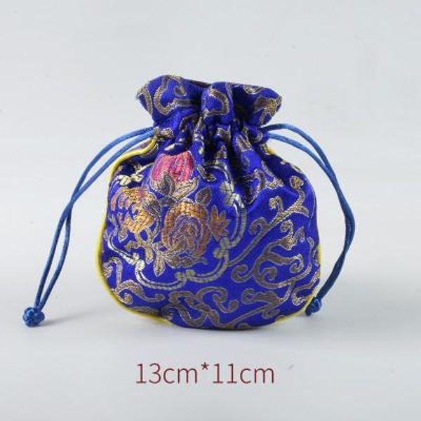 Deep Sapphire China 11x13cm
