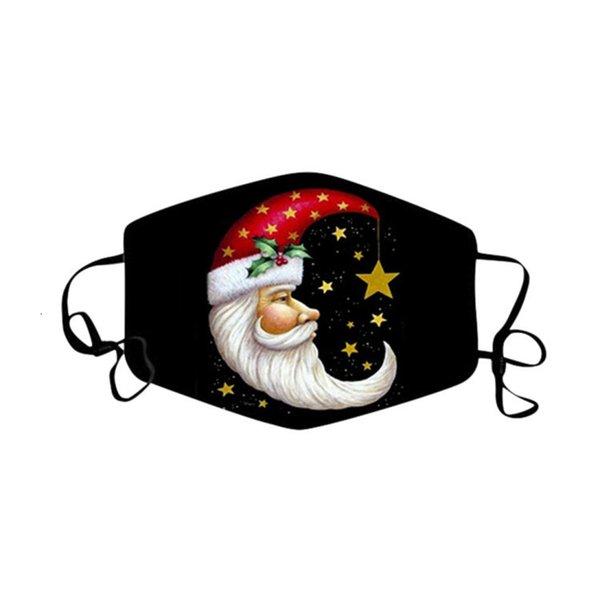 Weihnachtsmaske 09.
