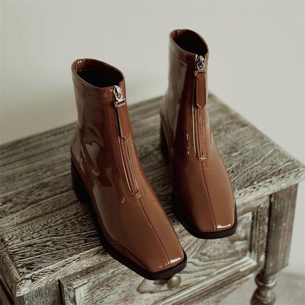Forro de terciopelo marrón