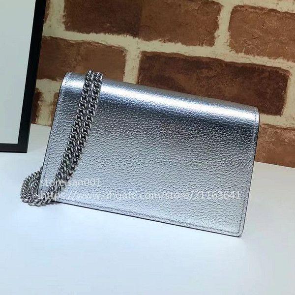 Tamaño de plata16.5cmx10cm