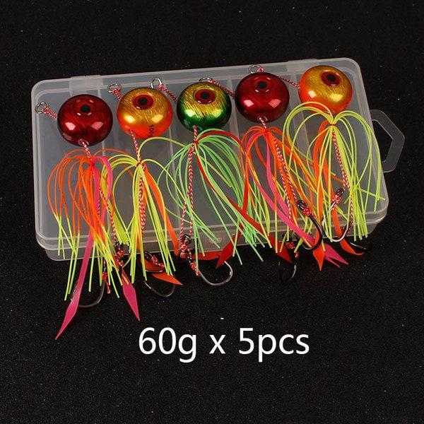 60g x 5 Pcs Pack