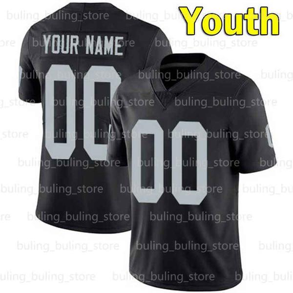 Jersey della gioventù personalizzato (t x z)