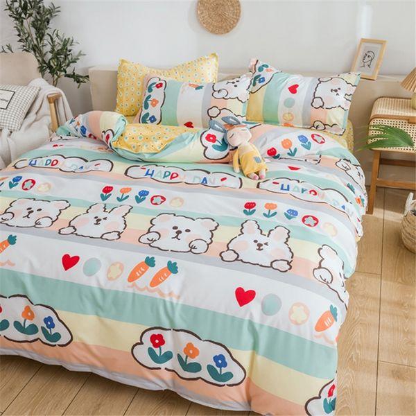 Kinderbettwäsche-Set.