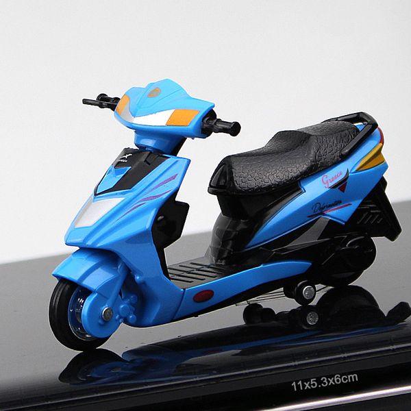 Yamaha bleue