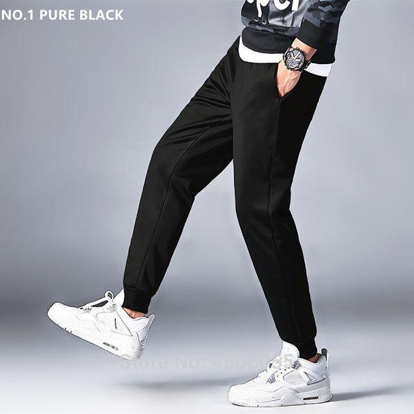 No.1 Pure Black