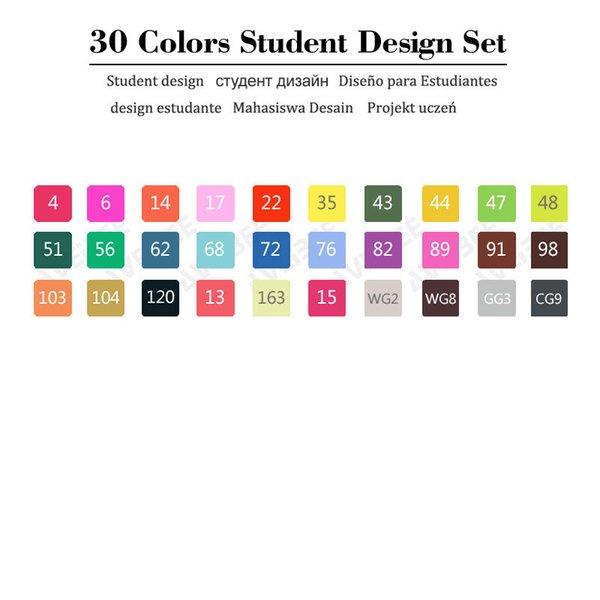30 set di studenti