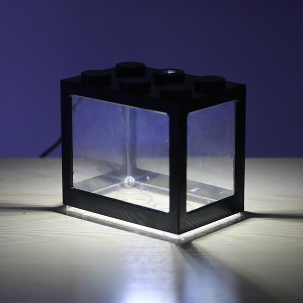 Siyah KDV-beyaz ışık usb # 34339