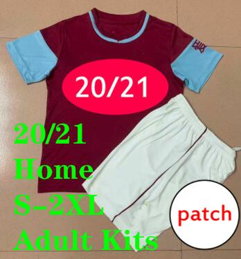 5 Home Adult Kits Patch