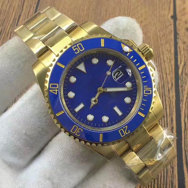 azul de oro