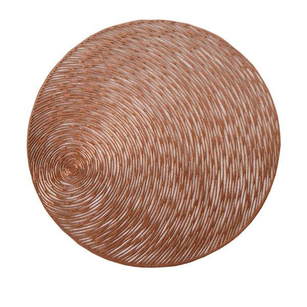 Bronze-Runde-38,5 cm