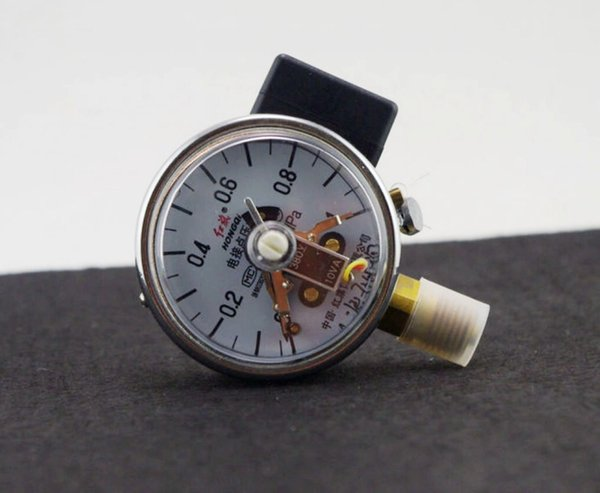 best selling Electric Contact Pressure Gauge Universal Gauge M14*1.5 60mm Dia 0-1Mpa order<$18no track