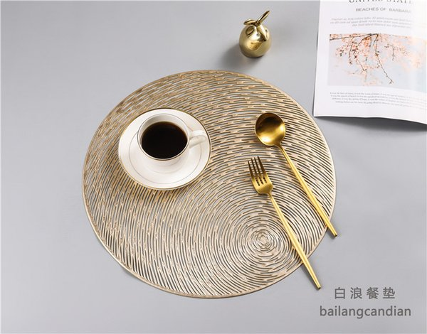 Gold-Runde-38,5 cm
