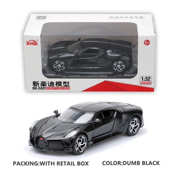Dumb Black with Box
