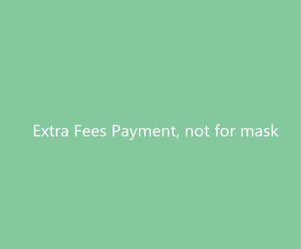 frais supplémentaires non des marchandises