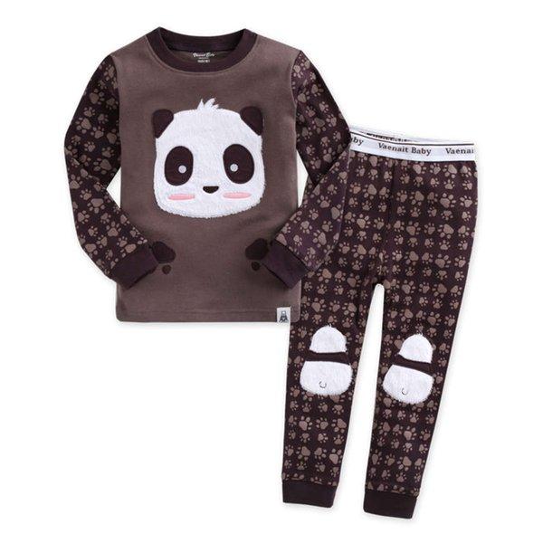 Café profundo panda