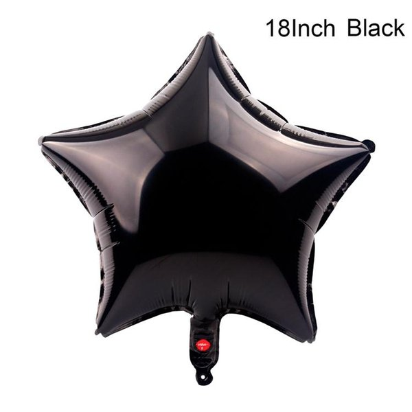 محفظة 5pcs نجوم السوداء