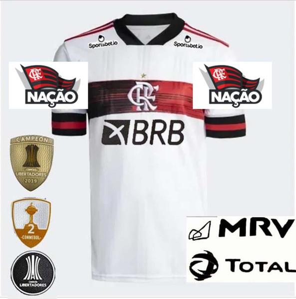 2020 Away+Sponsors+Libertadores