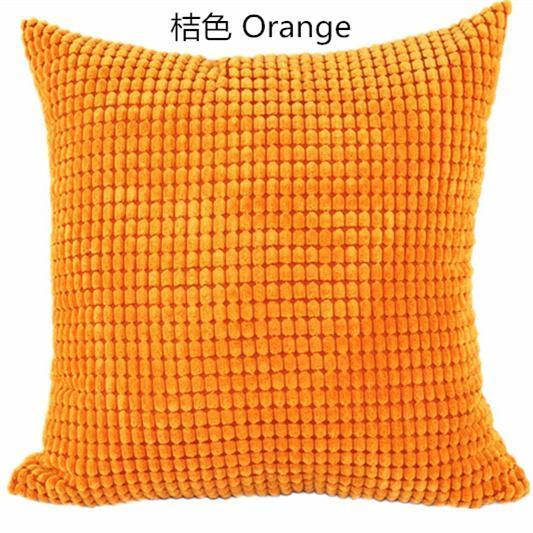 Big plaid Orange