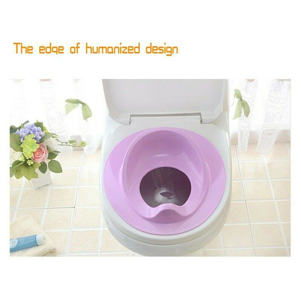 top popular 2020 New Kids Toilet Seat Baby Safety Toilet Chair Potty Training Seat LJ201110 2021