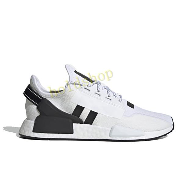 20 negro blanco