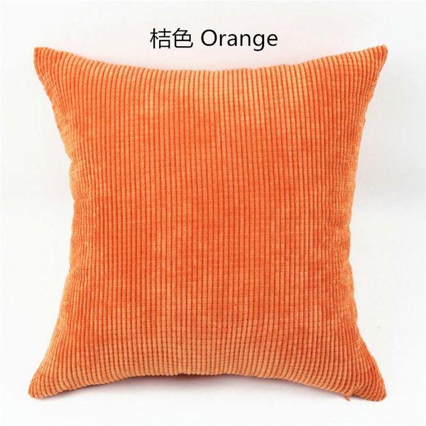 Small plaid Orange