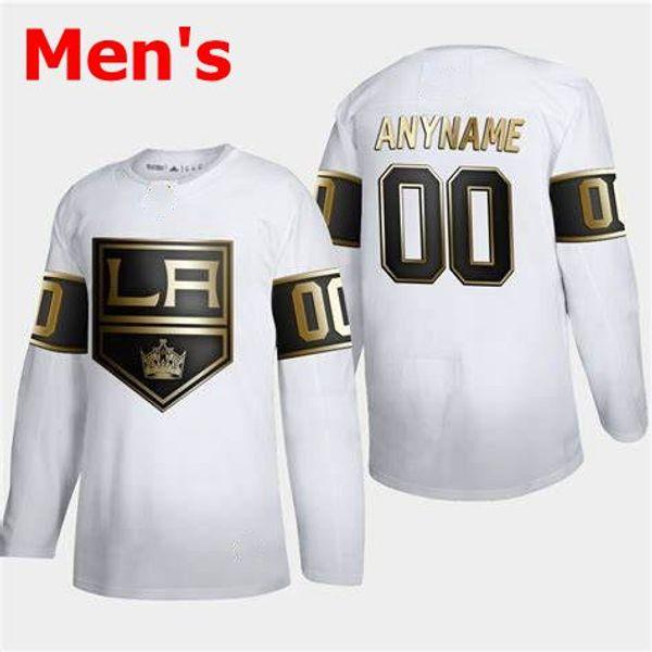 Mens White Golden Edition