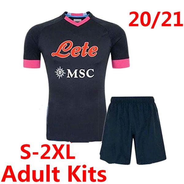 20 21 Dritte Erwachsene Kits