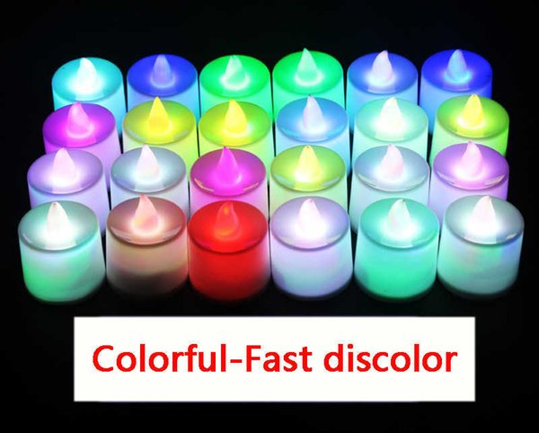 Colorful-Fast discolor
