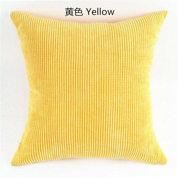 Small plaid Yellow